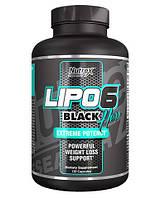 Nutrex Lipo 6 Black Hers (120 сaps)