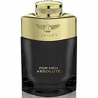 Парфюм для мужчин Bentley For Men Absolute (Бентли Фор Мен Абсолют)