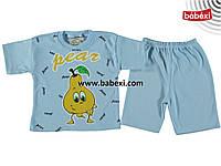 Детский костюм на мальчика   3, 6  месяцев. Турция. Доставка 5-7 дней!
