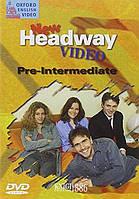 Видео DVD New Headway Pre-Intermediate, John Murphy | OXFORD