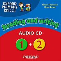 Аудио-диски Oxford Primary Skills 1-2, Tamzin Thompson   OXFORD