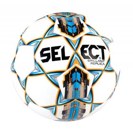 Мяч футбольный SELECT BRILLANT REPLICA, фото 2