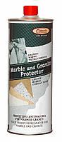 Защита от пятен и загрязнений для мрамора и гранита без изменения внешнего вида MARBLE & GRANITE PROTECTOR 1л