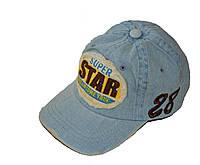Кепка джинсовая  Star