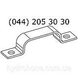 Электроцинкованный трубный хомут для 4-х труб, 5562-84, фото 2
