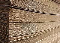 Т-22 трехслойный картон микрогофра кв.метр