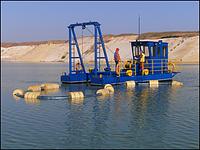 Земснаряд с автономным, дизельным приводом: ЗС 200 (М), ЗС 300 (М)