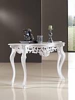 Консольный столик  в стиле барокко. Новый. Италия. Цена указанна без учёта лакокрасочных работ.