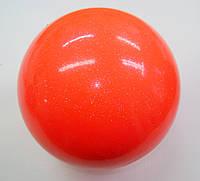 Мяч Venturelli Prism 18,5cm FIG цв. Coral Art. 000000
