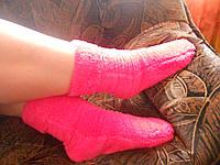 Носки мохровые женские