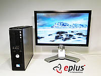 ПК Dell Optiplex 760 + Dell 2007WFP бу
