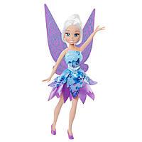 Кукла Дисней Фея Незабудка 23 см Цветочная коллекция. Оригинал Disney Fairies Jakks