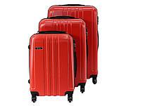 Набор чемоданов 3 в 1 MILA ABS-16