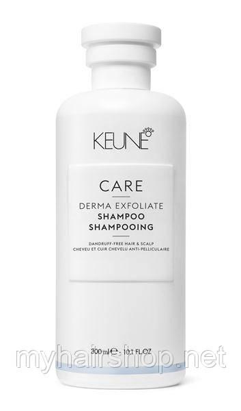 Шампунь против перхоти KEUNE Derma Exfoliating Shampoo 300 мл
