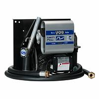 WALL TECH 85, 12В, 80 л/мин Мобильная заправочная колонка для дизельного топлива со счетчиком