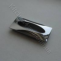 Ручка мебельная, врезная Cebi 165096 МР02 PL05 хром
