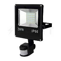 LED Прожектор Biom 20W SMD 6500K 1500lm