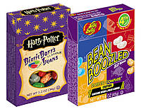Набор конфет Harry Potter Bertie Botts Beans и Jelly Belly Bean Boozled 4-е