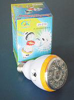 Лампа светодиодная со встроенным аккумулятором 219