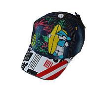 Джинсовая кепка Just