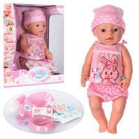 Кукла-Пупс Baby born (Беби Борн) BL009D с аксессуарами
