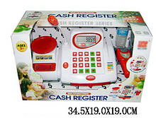 Дитяча каса 2500 Касовий апарат, музичний, калькулятор