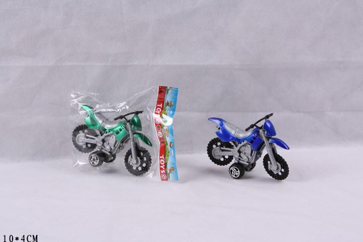 Мотоцикл інерційний 660 Cross Sport