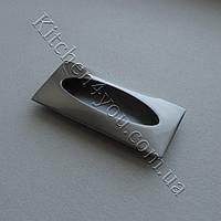 Ручка мебельная, врезная Cebi 165096 МР08 PL05 сатин