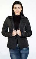 Стильная куртка с воротником - стойка