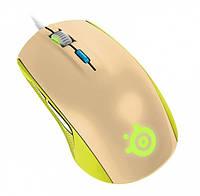 Игровая мышь SteelSeries Rival 100 Gaia Green (62339)
