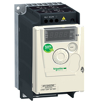 ATV12H055M2TQ  Преобразователь частоты ATV12 0.55кВт 240В 1ф