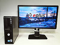 ПК Dell Optiplex 760 + DELL P2312H TN film бу