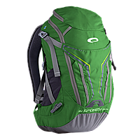 Рюкзак туристический Spokey Moonwalker (original) 20л, дождевик в комплекте, мужской/женский с ортопедической