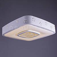 LED люстра с пультом управления P7-1586s/white