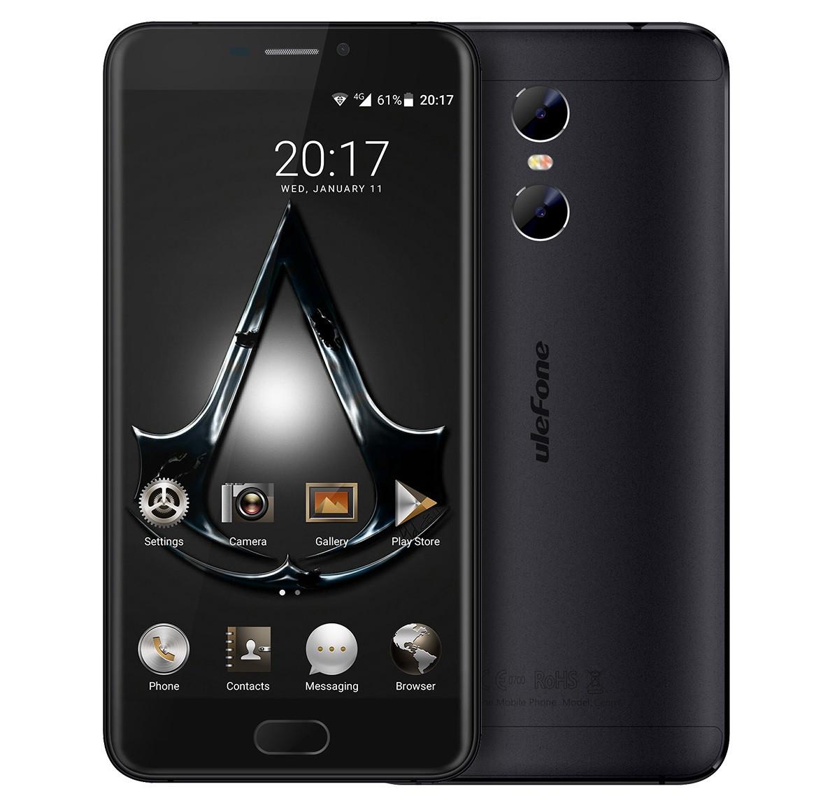 Смартфон Ulefone Gemini 3Gb