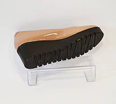 Туфли женские розовые Estamod 142, фото 3