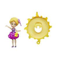 DPR Маленькая кукла принцесса Рапунцель, плавающая на круге, B8966