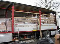 Перевозка сборных грузов в Европу и в страны СНГ