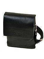 Поясная сумка планшет черная Dr.Bond