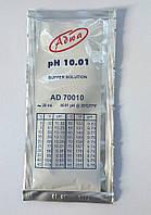 Калибровочный раствор ADWA AD70010 для РН-метров РН 10,01±0,01 Венгрия. 20 ml