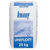 Шпаклевка для швов Uniflot 25 кг