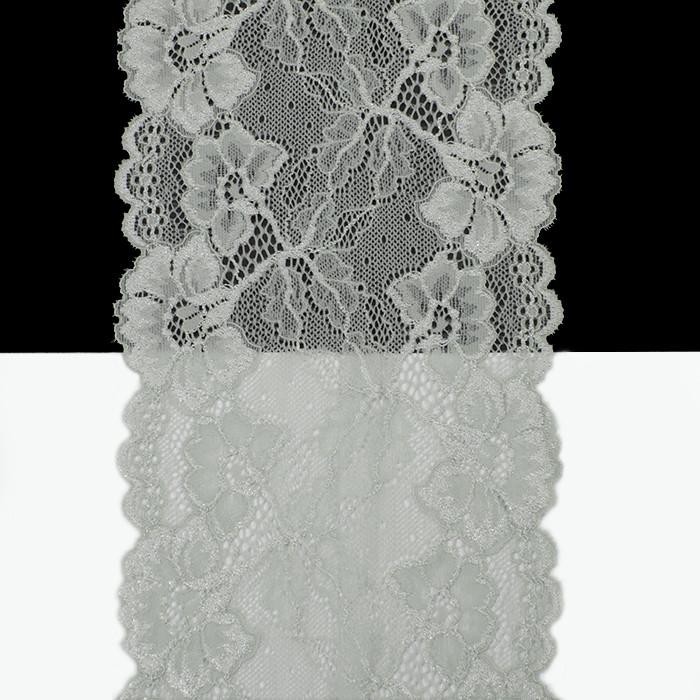 Кружево Франция арт. 357 полынь, 13 см