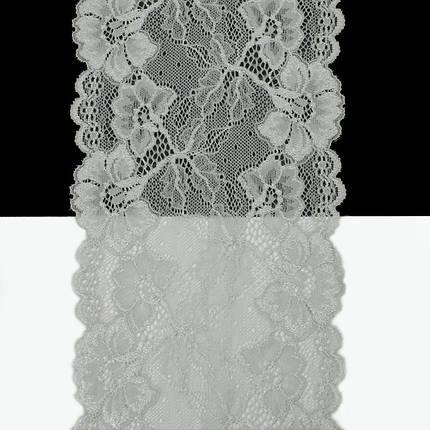 Кружево Франция арт. 357 полынь, 13 см, фото 2