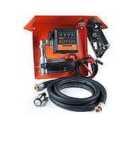 Gamma AC 45 колонка для дизельного топлива со счетчиком, 220В, 45 л/мин.