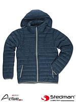 Куртка мужская рабочая стеганая утепленная (зимняя рабочая одежда) Stedman SST5200 DAB