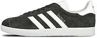 Мужские кроссовки Adidas Gazelle Dark Grey/White