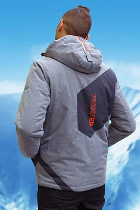 Куртка горнолыжная Freever мужская 6104, фото 2