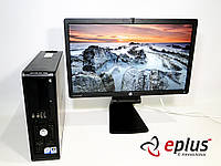 ПК Dell Optiplex 760 + HP Elite Display E221C IPS бу
