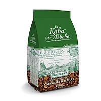 Кава зі Львова в зернах 1 кг