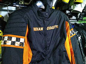 Мотокуртка женская текстиль Indian Coast, фото 2